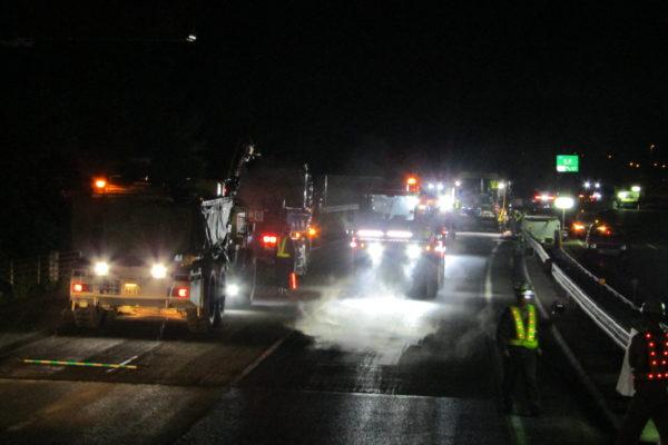 一般国道39号 美幌町 美幌バイパス報徳舗装修繕工事
