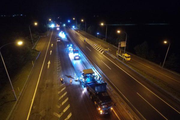 一般国道39号  美幌町  美幌バイパス舗装修繕工事